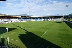 DAS GOLDBERG Stadion, SV Grödig 06