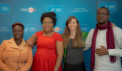 Impact Africa Journalists Visit to CDC