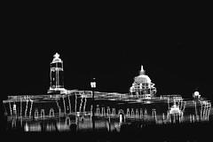 Reflections (Rk Rao) Tags: reflectionstravellerwater peopleplacesstoriestruelifedailylifeblackandwhitera newdelhi delhi india peopleplacesstoriestruelifedailylifeblackandwhiterastrapatibhawannewdelhirkraoradhakrishnarao
