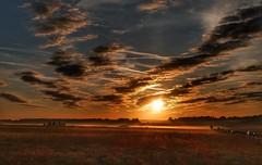 Stonehenge sunrise (Westhamwolf) Tags: stonehenge sunrise wiltshire druid stones solstice fields england morning