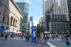 Uptown Rest Stop (NYCDOT) Tags: citi citisummerstreets summer summerstreets 2017