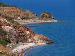 Isola d'Elba - Italy - cala seregola (sgherrim) Tags: calaseregola cala isoladelba mediterraneo italia scogliera damobileme elba mare azzurro
