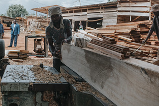 Wood processing