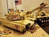 Desert Storm Armor (adam_beck_bell) Tags: brickmania desertstormbricks abrams m60