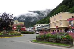 Downtown Juneau, capital of Alaska (Karlov1) Tags: