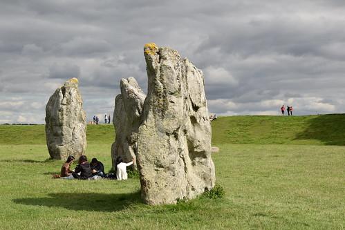 Avebury megaliths