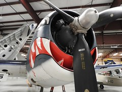 "Grumman F6F-5 Hellcat 10 • <a style=""font-size:0.8em;"" href=""http://www.flickr.com/photos/81723459@N04/36061044923/"" target=""_blank"">View on Flickr</a>"