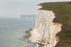 Seven Sisters Walk | Hazy August Bank Holiday-25 (Paul Dykes) Tags: southdownsway eastsussex sussex england uk sevensisters cliffs whitecliffs sea coastal seaside coast summerbankholiday augustbankholiday august 2017