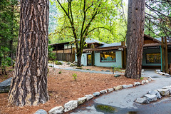 Ansel Adams Gallery at Yosemite (randyherring) Tags: recreational nationalparksystem historic park yosemitenationalpark ca mountains beauty outdoor vacation tourism california nature yosemitevalley unitedstates us