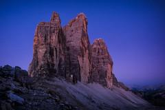 ...früh morgens um 6h... (tho.kruse) Tags: aktivitäten dreizinnen italien orte sport südtirol wandern