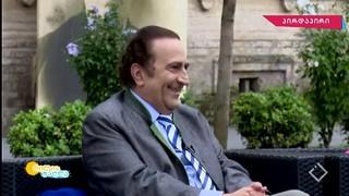 Michel Sogny TV programme Géorgie