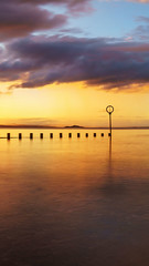 Portobello at Sunset (Portrait) (MilesGrayPhotography (AnimalsBeforeHumans)) Tags: auldreekie britain blending beach portobello portobellobeach a7ii sonya7ii 2870 sonyfe2870mmf3556oss cramond cramondisland dusk edinburgh europe evening firthofforth fe glow golden groyne tones ilce7m2 island landscape lens longexposure le nd nd1000 10stopper outdoors ocean oss photography photo portrait tranquil reflections scotland sky scenic sunset sunlight sony town twilight uk unitedkingdom summer waterscape water wide