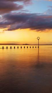Portobello at Sunset (Portrait)
