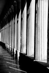 Colonnato (pjarc) Tags: europe europa grecia greece corfù isola island colonnato foto photo bw black white biancoenero architecture architettura ombre shadows prospettiva perspective nikon dx forme forms