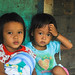 Children in Kalimantan