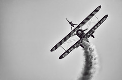 WingWalker (AFEXPhotography) Tags: plane breitling wingwalker display stunt sky aerobatics airplane bournemouth festival bournemouthairfestival