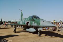 4850 Forca Aerea Brasileira (Thiago Pereira Machado) Tags: fab babr ala1 f5em northrop