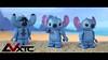 Stitch (AndrewVxtc) Tags: lego custom minifigure lilo stitch toy photography andrewvxtc