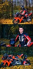 HONDA rider (driver Photographer) Tags: 摩托车,皮革,川崎,雅马哈,杜卡迪,本田,艾普瑞利亚,铃木, オートバイ、革、川崎、ヤマハ、ドゥカティ、ホンダ、アプリリア、スズキ、 aprilia cagiva honda kawasaki husqvarna ktm simson suzuki yamaha ducati daytona buell motoguzzi triumph bmv driver motorcycle leathers dainese