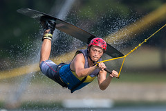 Wakeboarding (BP Chua) Tags: wakeboard wakeboarding sport action jump water watersport man people singapore canon 1dx 400mm motion