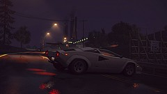 Wrong Color, Mr. Fury (polyneutron) Tags: car photography lamborghini countach qv5000 mostwanted nfs needforspeed pc 4k auto photomode wet reflections night