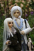 Infant&Hermochko (Ermilena Puppeteer) Tags: bjd infant abjd leekeworldadolf leekeworld balljointeddoll