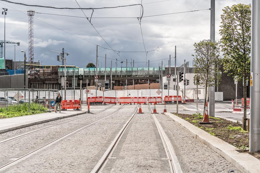 LUAS CROSS CITY DEVELOPMENT BETWEEN DOMINICK AND BROADSTONE STOPS [SNAPSHOT 9 SEP 2017]-1324641
