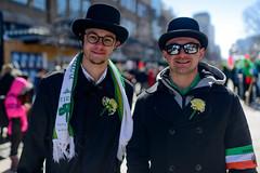2017 Montreal St Patrick's Parade