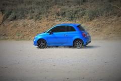 All Terrain (N I C K ....1 8 2 8) Tags: car cinquecento auto fiat 500 ikb blu