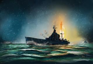 Death of HMS Hood