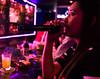 Karaoke Bar, Japan (thedailyjaw) Tags: karaoke japan x100f fujifilm fuji filipino bar filipinobar pinoy japanese music sing song sang microphone ambience