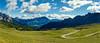 Passo di Giau, Italy (ninjate) Tags: italy passodigiau road twisting italia sky