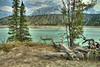 Across the River (John Payzant) Tags: hdr kootney plains north saskatchewan river alberta canada