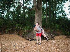 Thomas & Brittany (BurlapZack) Tags: panasoniclumixdmcgf1 olympusmzuiko17mmf18 vscofilm pack01 noelmo dicapac waterproofbag woods forest river riverbank mermaidtail couple cute horseplay fun goofin vacation weekendgetaway weekendwarriors nature cabin cabintrip campvibes camping campingtrip roadtrip piggyback swim swimming fishing tree canopy adventure exploration hike silly wideangle rainy rain merman beer panectorindustries panfam beam jimbeam whiskeyweekend