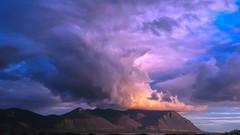 From Iceland. (Tóta. 27.12.1964.) Tags: nature landscape clouds iceland ísland mountain