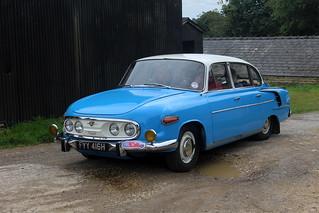 1970 Tatra 603