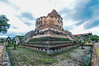 Wat Chedi Luang (Anuwat Phothong) Tags: travel thailand temple peachful historic history center buddhist chiang mai attration asen art aesthetic sightseeing
