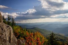 Blue Ridge Mountains (neal.cornwell) Tags: sunset landscape blueridgeparkway blueridgemountains pisgahnationalforest wnc 828 828isgreat asheville avl northcarolina westernnorthcarolina pisgah nature