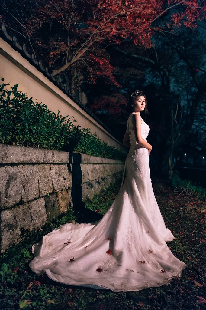 海外婚紗| 嘉文 & 燦華 | 京都楓葉婚紗