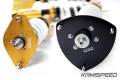 HKS Hipermax IV GT (Kami Speed) Tags: subaru wrx sti hks hipermax gt iv coilovers suspension vab