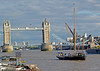 14/9/17 4 (Luzon Jim) Tags: sailing hdr boat boats outdoor nikon water river london nikond5300 sky daylight architecture towers bridges
