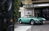 Verde Tevere. (Alex Penfold) Tags: ferrari 250 swb green verde tevere supercars supercar classic cars autos alex penfold london 2017