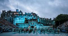Pipes and Drums (FotoFling Scotland) Tags: event edinburgh edinburghcastle royaledinburghmilitarytattoo scotland tattoo castle esplanade fotoflingscotland