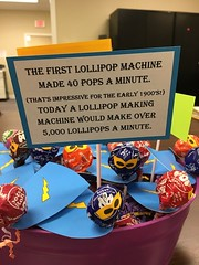 Neptune Society Tampa, FL - Celebrating National Lollipop Day with Donations to Local Hospices
