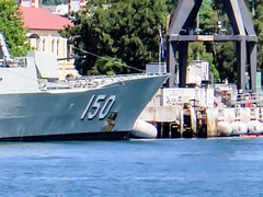 "HMAS Anzac (FFH 150) 2 • <a style=""font-size:0.8em;"" href=""http://www.flickr.com/photos/81723459@N04/36681557456/"" target=""_blank"">View on Flickr</a>"