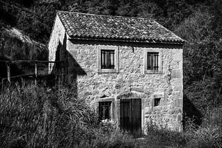 Old House in Fragona