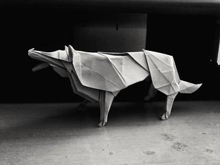 Wolf (Hideo Komatsu)