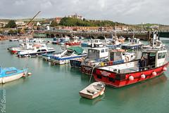 The Folkestone Voyager (philbarnes4) Tags: folkestonevoyager fishing kent england philbarnes dslr nikond80 view harbour folkestoneangler