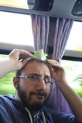 (ChiaraLugli) Tags: brother origami mybrother autobus