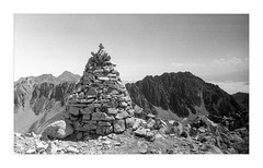 (floguill) Tags: leica ic standardisé elmar 35cm uncoated 1932 kentmere 400iso hautespyrénées 2715m néouvielle picdebastan